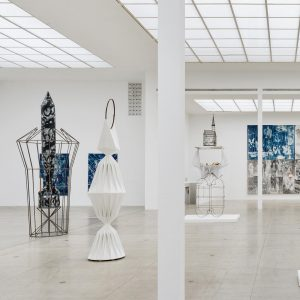 We wish you an artsy Sunday! In Vienna, you can spend it for example at Tillmann Kaiser's...