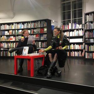 #blindergalerist #talk #mit #johannkönig #viennaartweek #makingtruth #viennaartweek2019 #buchhandlungwaltherkönig