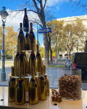 Бизнес-ланч 😆😜😇#lemeridienvienna #lemeridien #wien #vienna Le Méridien Vienna