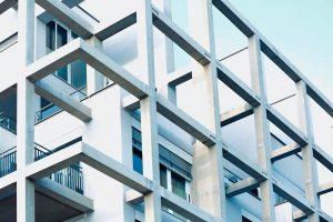 🟦◻️ * * * * * * * #architektur#architekturfotografie#architecturephotography#wien#vienna#fotografie#photography#city#streetsofvienna#blue#geometric#geometricart#sky#white#stadtwien