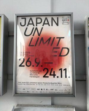 #japanunlimited MQ – MuseumsQuartier Wien