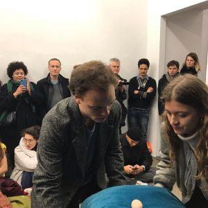 Krobath VIENNA ART WEEK Kokon, Teil II Sophia Süssmilch featuring Vito Baumüller Freitag, 22. November 2019 |...