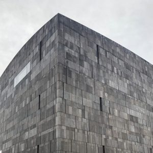 Mumok, Museum of Modern Art, in Vienna.