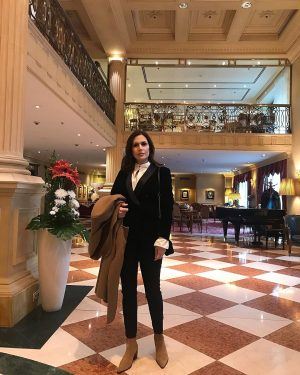 ❤️ #wonderfulday Grand Hotel, Vienna