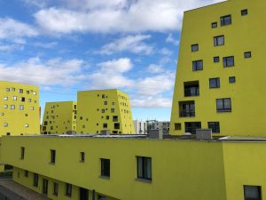 Exploring some beautiful examples of social housing today; the Vienna lemons. These wonderful units navigate through a...