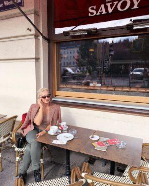 Прекрасно ведь, когда хочется рассказывать о городе снова и снова! Мои подсказки для всех гурманов в Вене:...