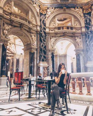 Vienna = Coffee. Coffee Now. Always. ☕️☕️☕️ Kunsthistorisches Museum Vienna