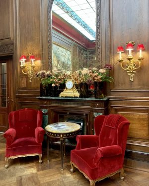 Our iconic lobby at Hotel Sacher Wien is the ultimate place to spend ...