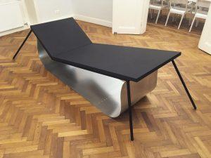 Plattform (Masse) #galeriesturmschober #thomasgänszler #thomasgaenszler #contemporaryart #sculpture #viennaartweek