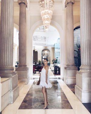 Travel in Style! ✨ @chantaltru #palaishansenkempinski #kempinski #kempinskivienna . . . #hotel #hotels ...