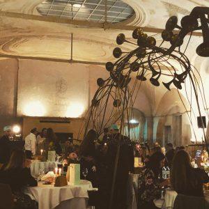 #grandopening #taubenkobel #vibrosaurus #fantasticfood #artandfood #kunstundkulinarik ♥️♥️♥️ thankyou Taubenkobel!!! Engerthstraße