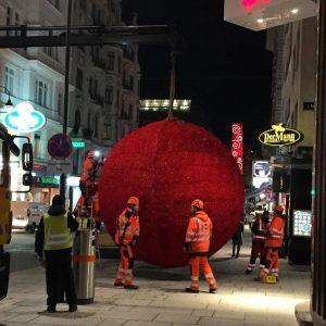 Haben Sie Wien schon bei Nacht gesehen? Rotenturmstraße