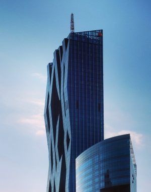 D C T o w e r Dominique Perrault - Wien . #architecture_hunter ...