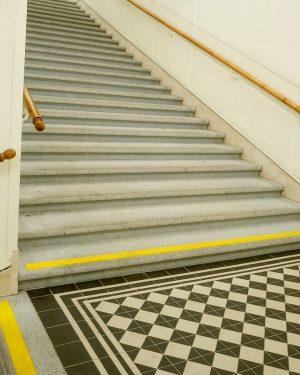#justmyview #myview #steps #undergroundstation #u6 #vienna by #architect #ottowagner . . #ubahn #wien ...