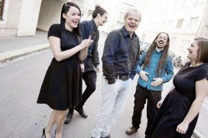Donnerstag unserer Jubiläumswoche »70 Jahre Jeunesse« mit den Schulkonzerten: »Die Vier Jahreszeiten« in Gmunden und »Das verrückte...