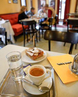 여든일곱번째 #카페 Siebenundachtzigstes #Café . . In #Wien CAFE KORB