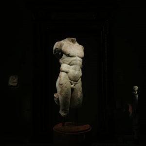 torso of speer carrier c. 440 bc #vienna #museum #arthistory #khm #permanent #exhibition ...