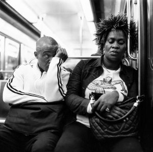 Under Ground 🚊 For her photos, Loredana Nemes prefers times outside of rush hour; she often photographs...