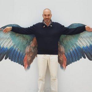 Flying on the wings of Dürer Albertina Museum
