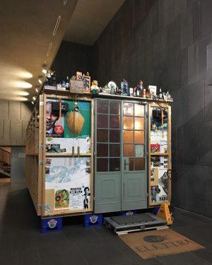 CAFE HANSI Mumok, Museum of Modern Art, in Vienna.