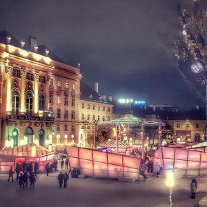 #christkindelmarkt season opening 🎄🧨💫 MQ – MuseumsQuartier Wien
