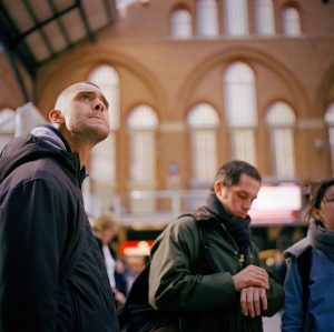 Delay approx. 40 min 🕜 The square image format of Andrew Buurman's medium-format ...