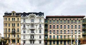 Kettenbrückengasse facade 🇦🇹 #ottowagner #jugendstil