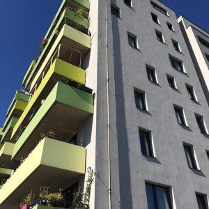 1100 wien Sonnwendviertel - nachhaltige Dachsanierung #wien #vienna #construction #bau #baufirma #sonnwendviertel #dach #sanierung #repair #sunny #day...