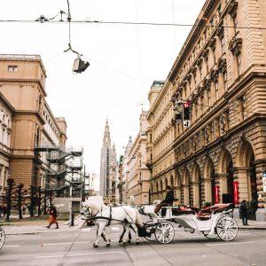Cidade dos palácios, das catedrais, de Mozart, Strauss e de tantos outros compositores. ...
