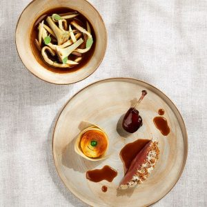 Fine Dining 1/7🍽 Guten Abend liebe Foodies, in unserer Fine Dining Woche wird es dieses Mal besonders...