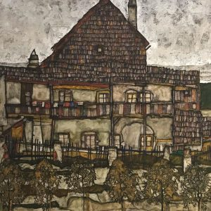 초상화가 유명하지만 가장 마음에 든건 '집'시리즈. '엄마'와 관련된 그림은 내가 못찾았던건지...? 비행기 시간 때문에 1900년대 초~중반의(모더니즘의 탄생)...
