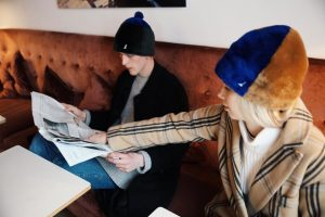 Mühlbauer | #hatlife with VARIA and DANIEL ▪️What is you favorite #winter #headwear ...