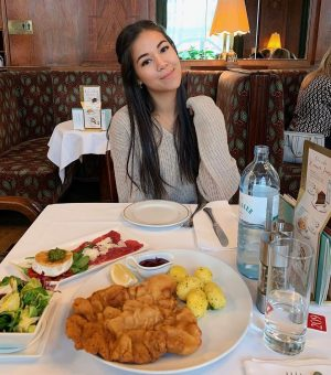 Holy Schnitzel Café Landtmann