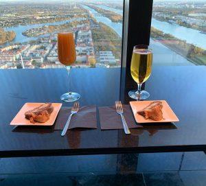 Happy 20th anniversary😘 57 Restaurant & Lounge by Meliá Vienna