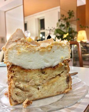 Sundays are for Scheiterhaufen. Recreate this, @testkitchen ! #igersvienna #mehlspeise #breadpudding #wienerkaffeehauskultur #scheiterhaufen ...