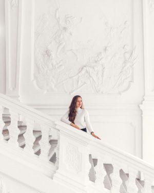 All my white dreams ☁️ // #belvedere #vienna #austria . . #topviennaphoto #topaustriaphoto ...