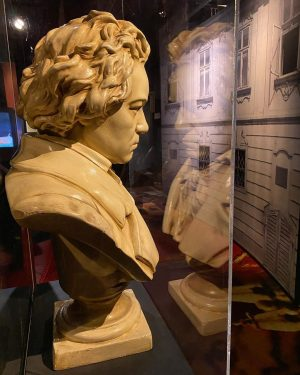 Beethoven face-off. Next year the world will celebrate the great composer's 250th birthday. Watch this space for...