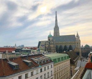 Cathédrale Saint-Étienne de Vienne ⛪️ 🇦🇹 • • #vienne #wien #austria #autriche #view ...