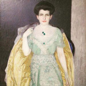 Therese Bloch-Bauer. #maxkurzweil #wien #vienna #viena #vienne #viennanow #kunst #art #arte Belvedere Museum