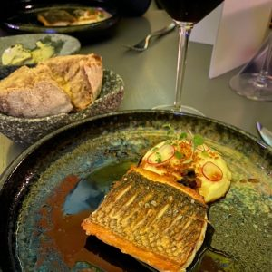 Exclusive Michelin-starred dining⭐️🥂 Das LOFT Restaurant Bar & Lounge