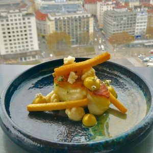 . THIS WEEK'S CHEF SPECIAL @dasloftwien . The perfect harmony of flavours, this week's Das LOFT special...