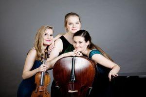Es freut uns ganz besonders, dass Trio Artio - unser »Featured Ensemble 2019|20« - uns in dieser...