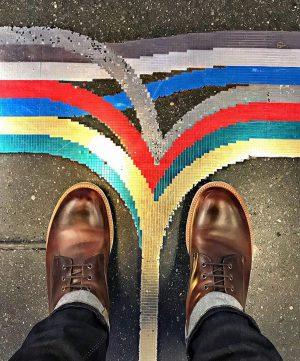 LÉOPOLD #museum #leopoldmuseum #vienne #wien #austria #autriche #vienna #lgbt #pride #selfie #shoestyle #shoes ...