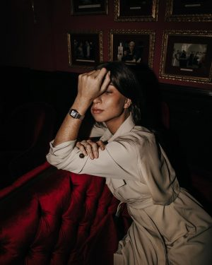 A girls' night out. Shooting with @ketchem and @vickyheiler for @cartier and @juwelierwagner #portrait #flash #sacher #luxurywatches...