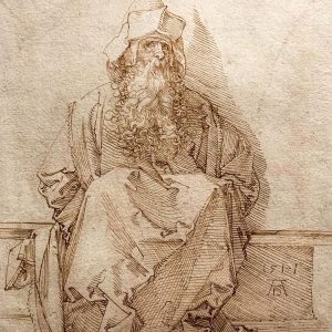 Albrecht Dürer at Vienna's Albertina. Truly amazing!