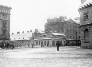 Casa Piccola 1890|2018. Die Casa Piccola war ursprünglich das erste Haus außerhalb der Wiener Stadtbefestigung auf der...