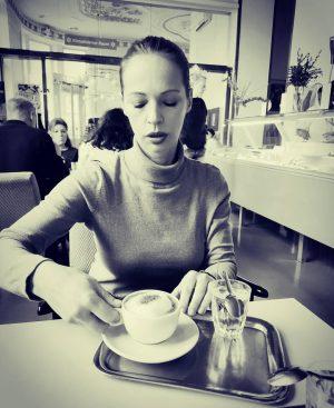 Hazajöttem egy kicsit Café Prückel
