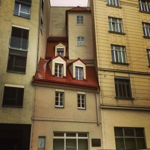 #goodtoknow that #franzschubert lived in this #tinyhouse