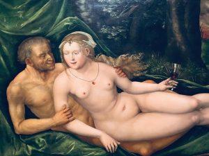 16th century #Pornhub —- #albrechtaltdorfer #lotandhisdaughter #1537 #art Kunsthistorisches Museum Vienna
