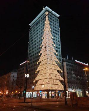 #ringturm #advent #chripo #vienna #nachtfotografie
